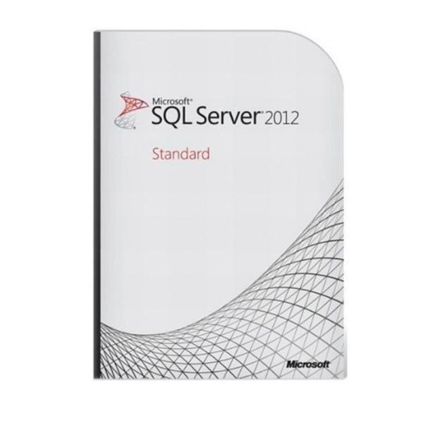 MICROSOFT SQL SERVER STANDARD EDITION 2012