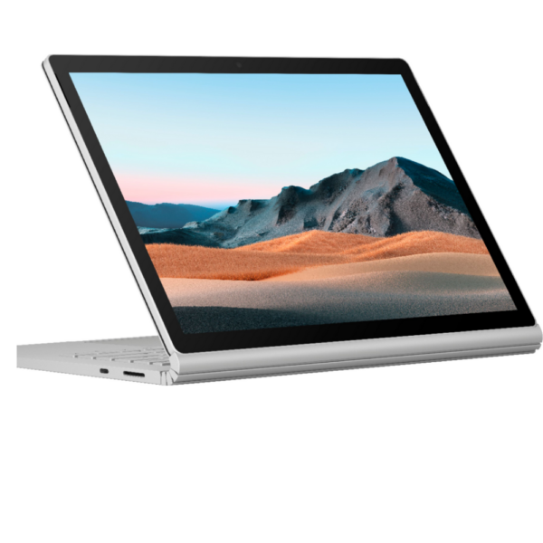Microsoft Surface Book 3 Touch-Screen 15.5-Inch Laptop Intel Core i7-1065G7 1.3GHz Processor 16GB RAM
