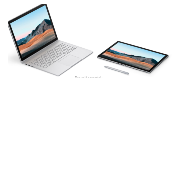 Microsoft Surface Book 3 Touch-Screen 13.5-Inch Laptop Intel Core i7-1065G7 1.3GHz Processor 32GB RAM