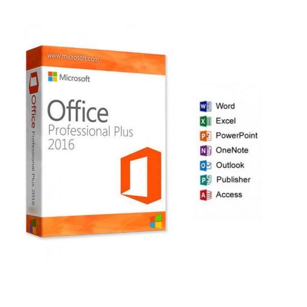 Office 2016 Pro Plus Retail