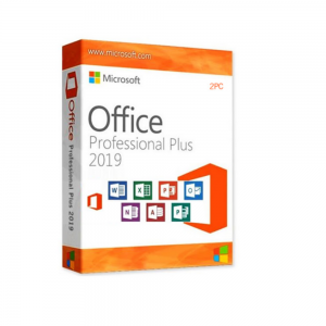 Office 2019 Home Business Retail (2PC)