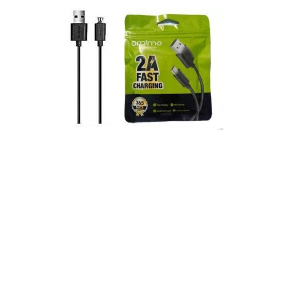 Oraimo CD-52BR 2A 1m Micro USB Cable