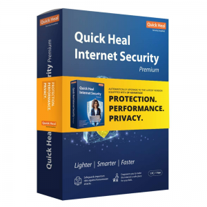QUICK HEAL INTERNET SE 1 USERS