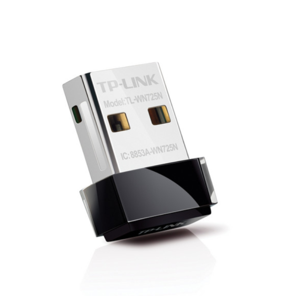 TP-Link 150Mbps Wireless-N-Nano USB Adapter TL-WN725N