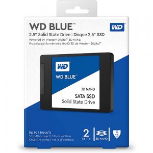 Western Digital Blue 3D NAND 1TB Internal SSD