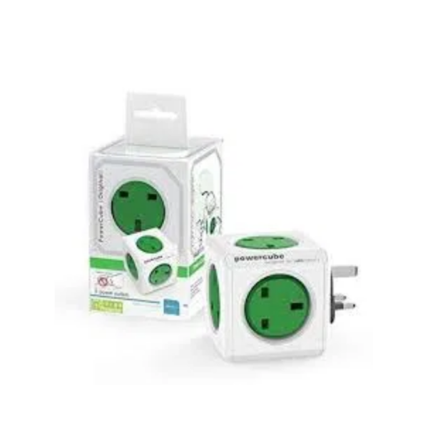 ALLOCACOC POWERCUBE ORIGINAL UK GREEN