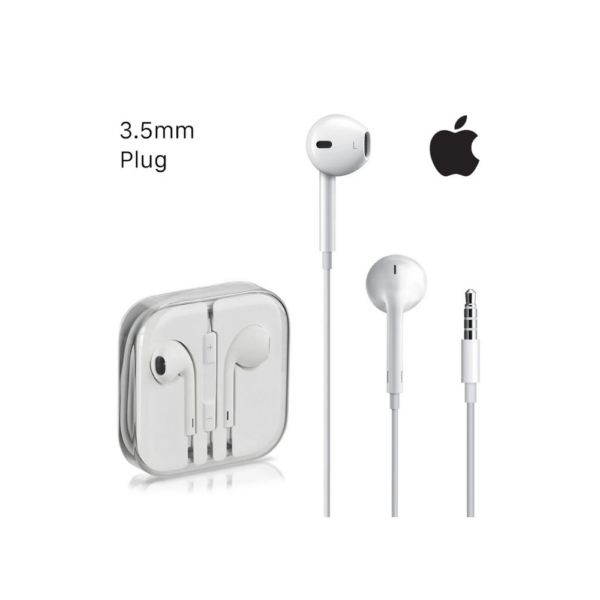 APPLE EARPODS WITH 3.5MM PLUG