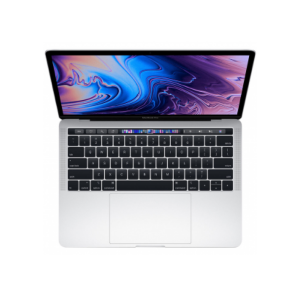Apple MacBook Pro with Touch Bar (2019 Silver)