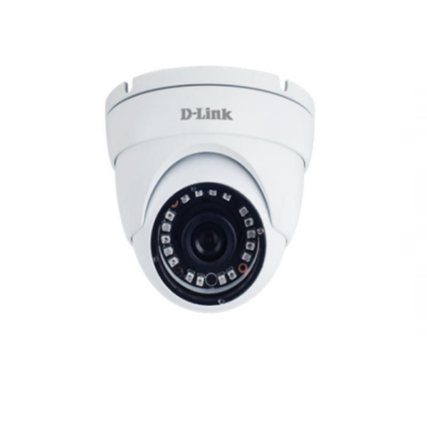 DLINK DCS-F 1622 2MP HD Day & Night Verifocal Dome Camera with 35M of IR(DWAC00488)