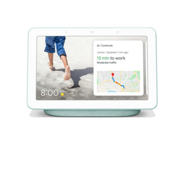 GOOGLE NEST HUB SMART DISPLAY CHARCOAL