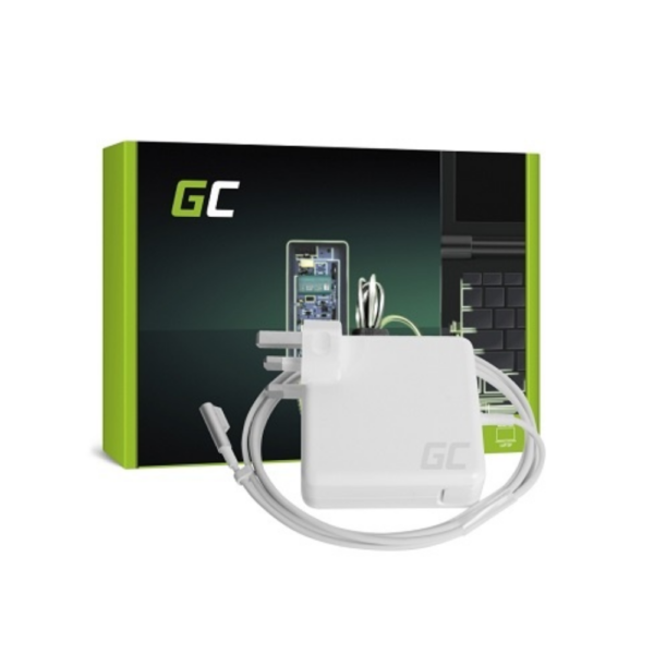 GREENCELL AC ADAPTER FOR APPLE LAPTOP(DWAC00534)