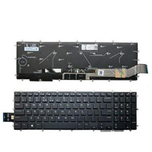 Dell Allienware M15-7593BLK Replacement Keyboard