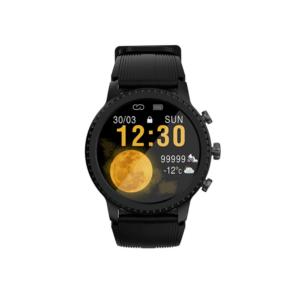 HAVIT M9005W Smart Watch with QI Wireless Charging & 5ATM Waterproof