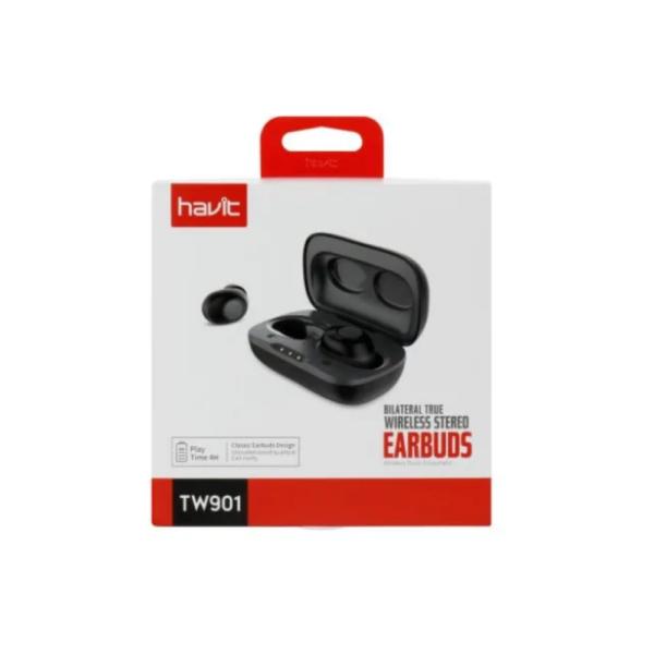 I98 True wireless stereo earbuds