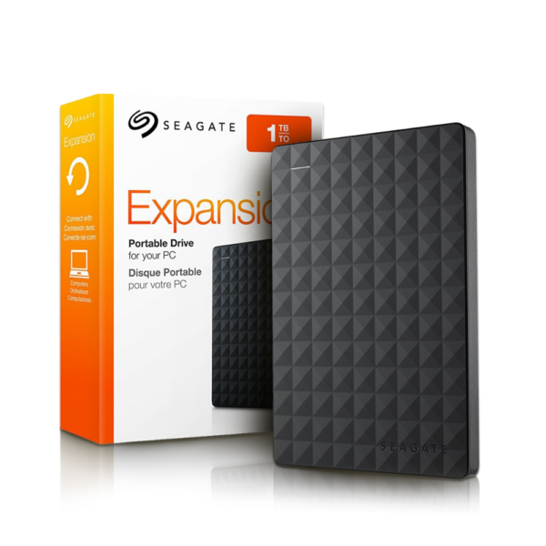 ITB SEAGATE EXTERNAL HDD