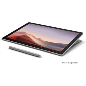 Microsoft Surface Pro 7 Platinum VDV-00006