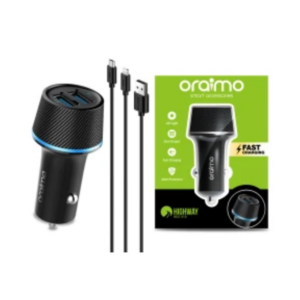 ORAIMO 21D +CAR CHARGER