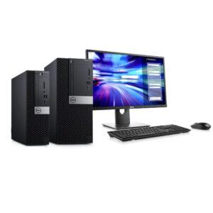 DELL OPTIPLEX 7070 INTEL CORE I5 1TB/8GB RAM WINDOW 10PRO+ DELL 1916 MONITOR