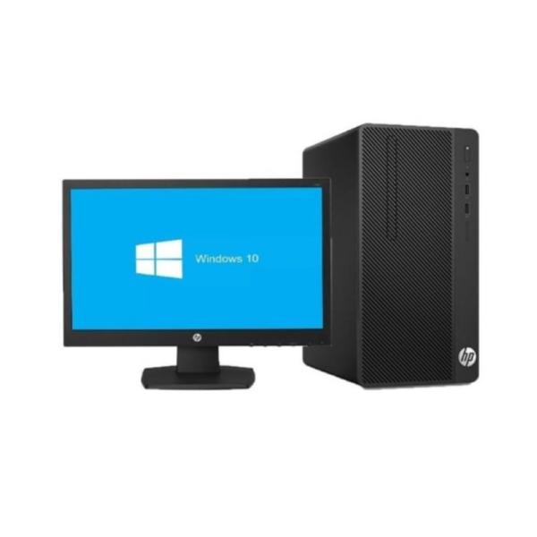 HP 290 G3 INTEL CORE I3 1TB HDD 4GB RAM WIN 10 PRO PLUS HP 18.5 MONITOR