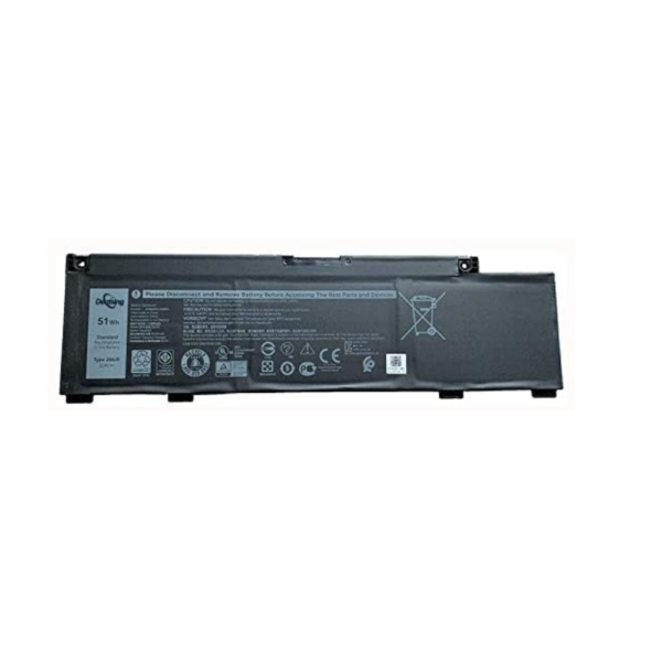 Dell G3 15 5500 Laptop Battery Replacement