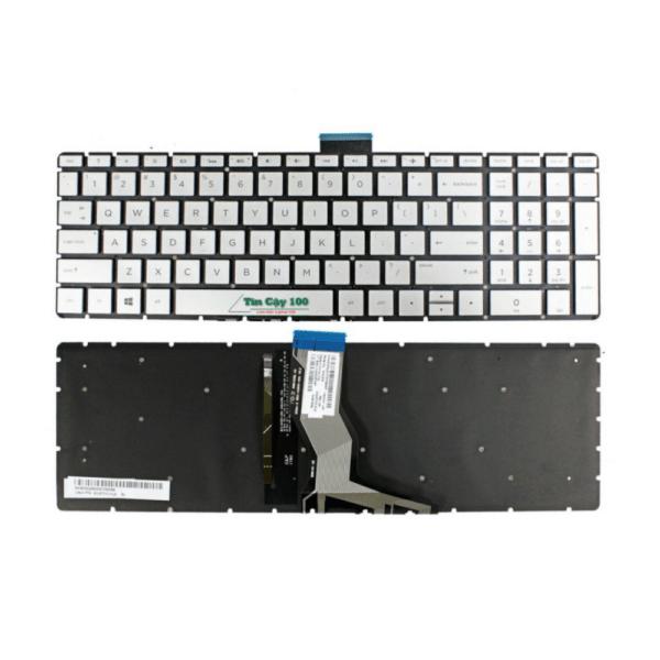 HP 15-DW1217NIA INTEL PENTIUM Replacement Key Board