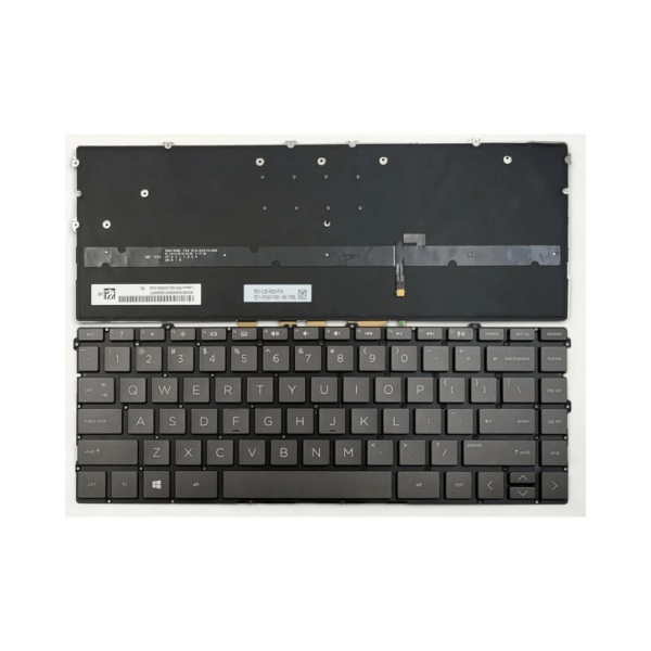 HP Spectre 13-AW0020NR x360 Replacement Keyboard